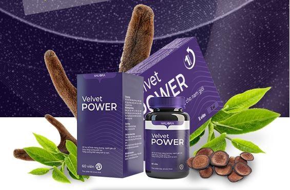 Velvet power 1h